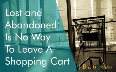 $228 billion in lost sales. Win customers back after they abandon cart – your ecommerce equivalent to a do-over