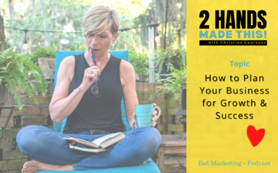 Episode 27 – How to Plan Your Business for Growth & Success